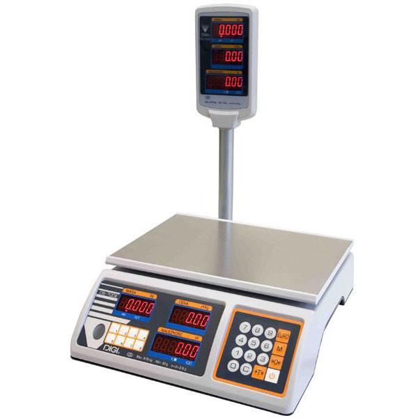 Ηλεκτρονικός ζυγός DIGI DS-700epr